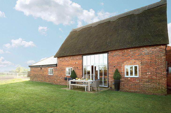 Thatch Barn - Image 1 - North Burlingham - rentals