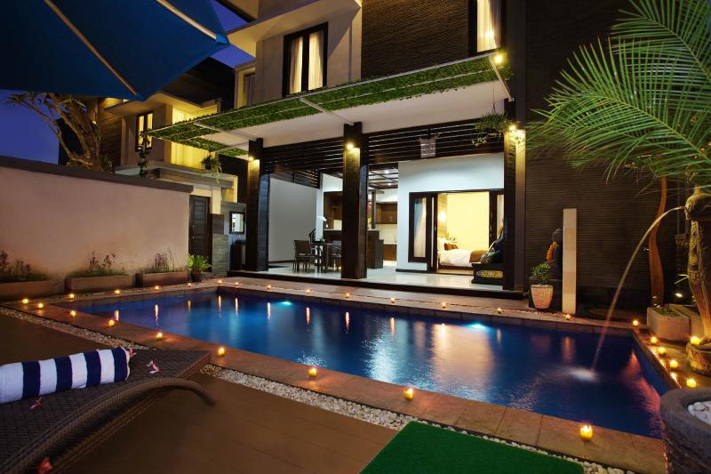 villa view - Nakula, Luxury 2 BR Villas, Seminyak-Legian - Seminyak - rentals