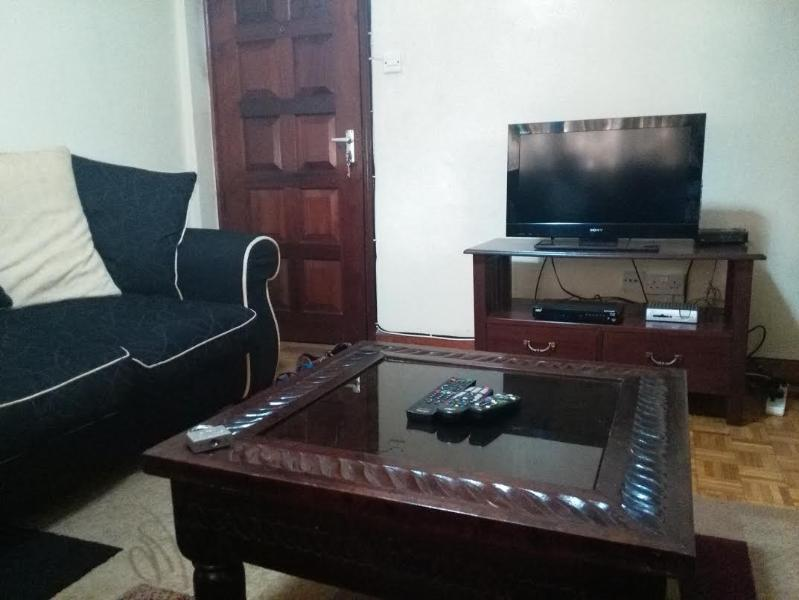 Seating room - Lavington, Ole Dume road off Riara Road one bed - Shaba National Reserve - rentals