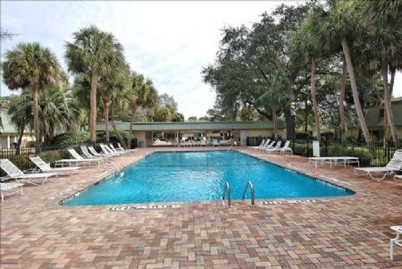 Pool - 11 Hilton Head Cabanas - Forest Beach - rentals