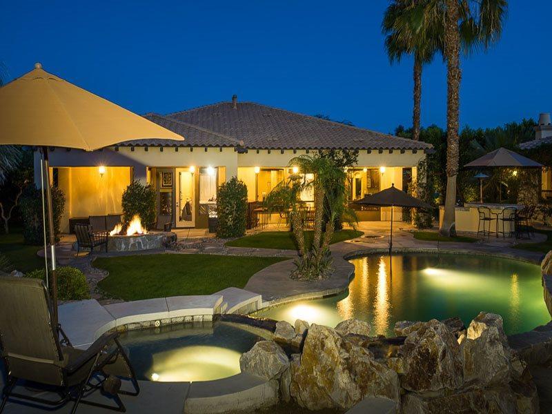 Montage Estate  with Walking Distance to Coachella - Image 1 - Indio - rentals