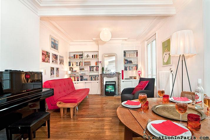 Romantic Pere Lachaise One Bedroom - ID# 232 - Image 1 - Bagnolet - rentals