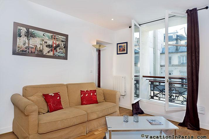 Rue Turenne One Bedroom - ID# 228 - Image 1 - Paris - rentals