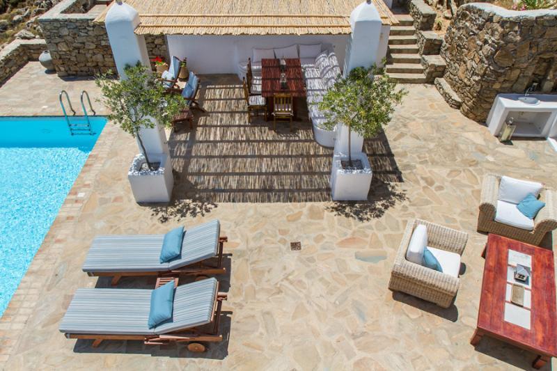Agrari Beach House - Image 1 - Elia Beach - rentals