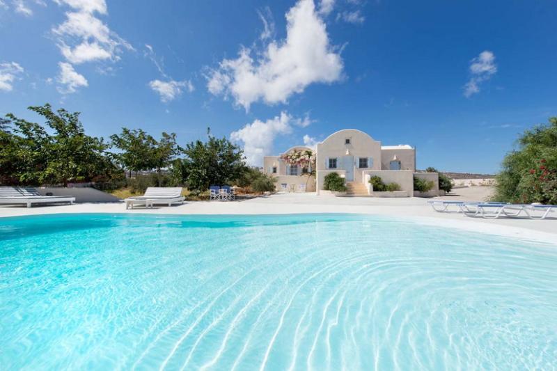 - Athena House - Santorini - rentals