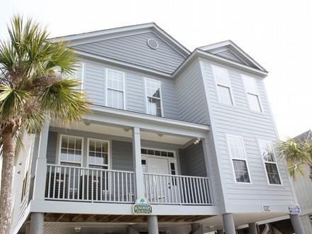 Sunswept - Image 1 - Surfside Beach - rentals