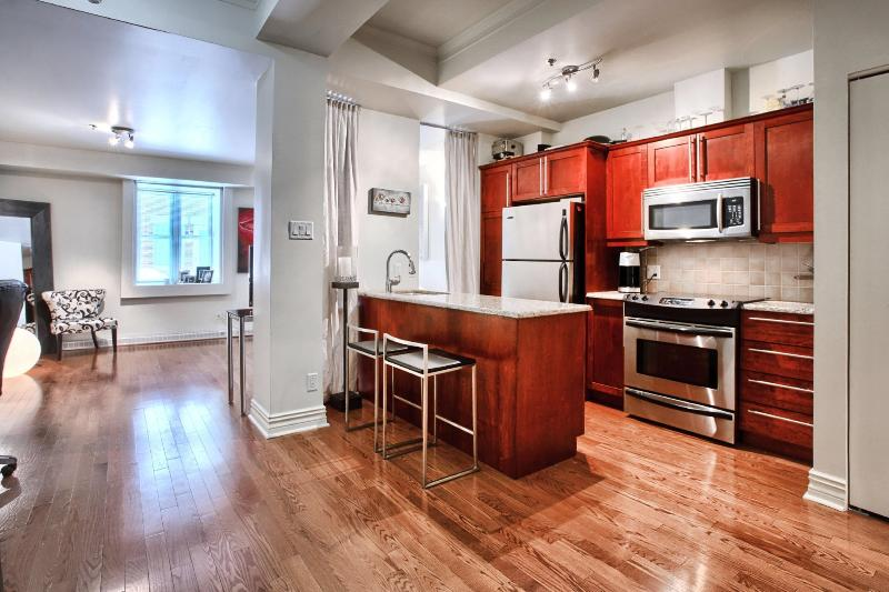Beautiful condo in the heart of Old Montreal - Image 1 - Montreal - rentals