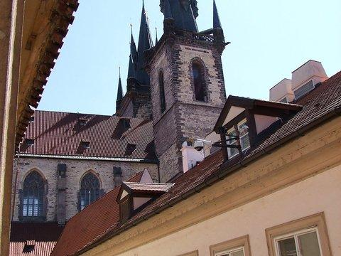 Tynska ulicka 4 ~ RA12315 - Image 1 - Prague - rentals