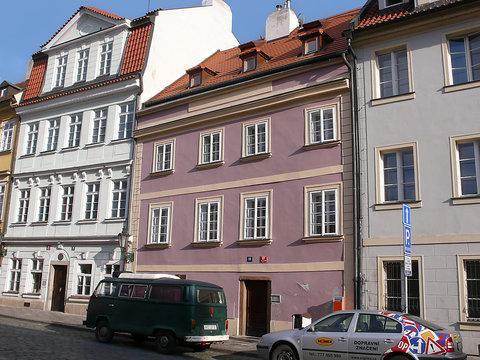 U Luzickeho seminare- Duplex ~ RA12337 - Image 1 - Prague - rentals