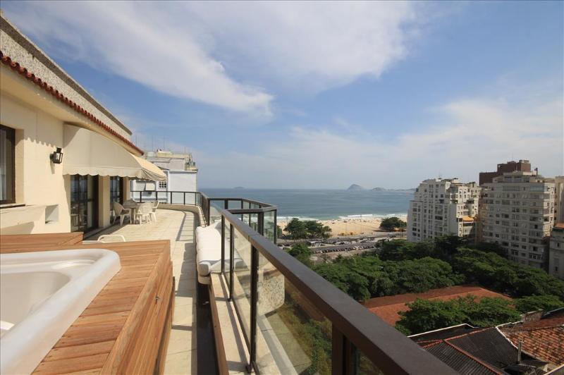 Coverage sea Copacabana - Image 1 - Rio de Janeiro - rentals