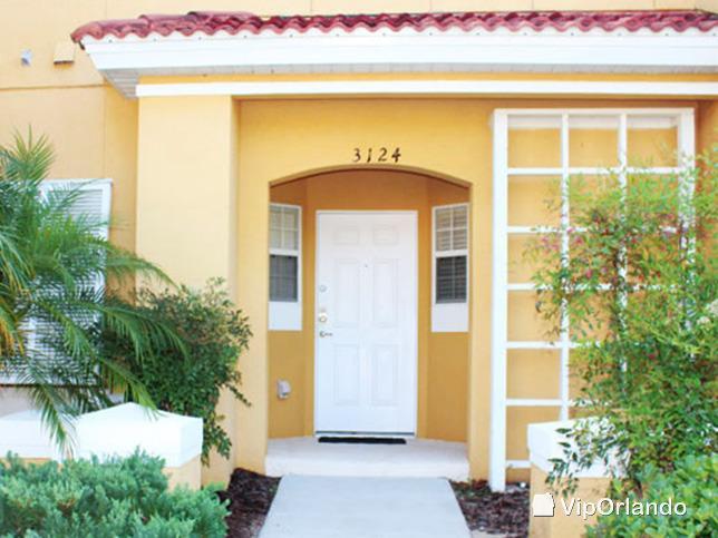 Elegant Front Entrance -  - Kissimmee - rentals