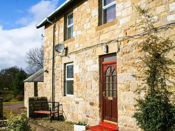 ALDERHALL COTTAGE, semi-detached, multi-fuel stove, pet-friendly, WiFi, near - Image 1 - West Woodburn - rentals