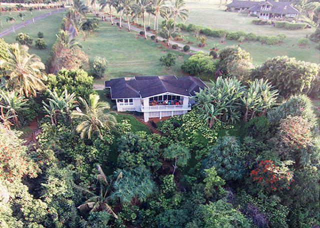 North shore home with Ocean Views! - Image 1 - Kilauea - rentals