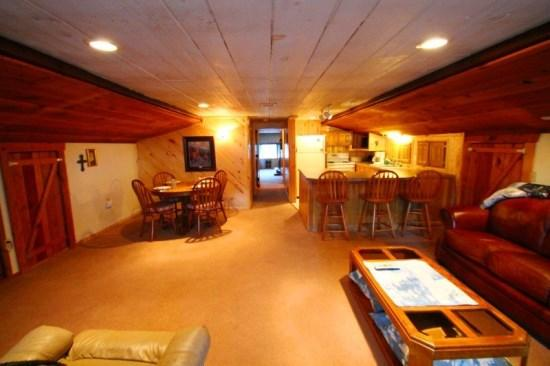 The Loft above the Rocky Mountain Chocolate Factory - In Town, On Main Street, Near Ski Lifts, Private Balcony, Satellite TV, Washer/Dryer - Image 1 - Red River - rentals