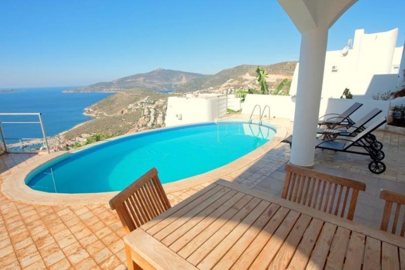 3 Bedroom Villa Ipek - Image 1 - Kalkan - rentals