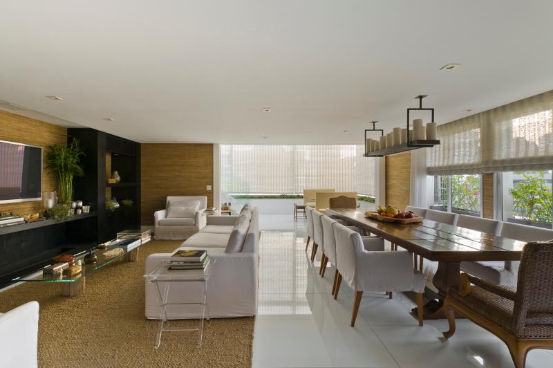 Marvelous 3 Bedroom Apartment in Itaim Bibi - Image 1 - Sao Paulo - rentals