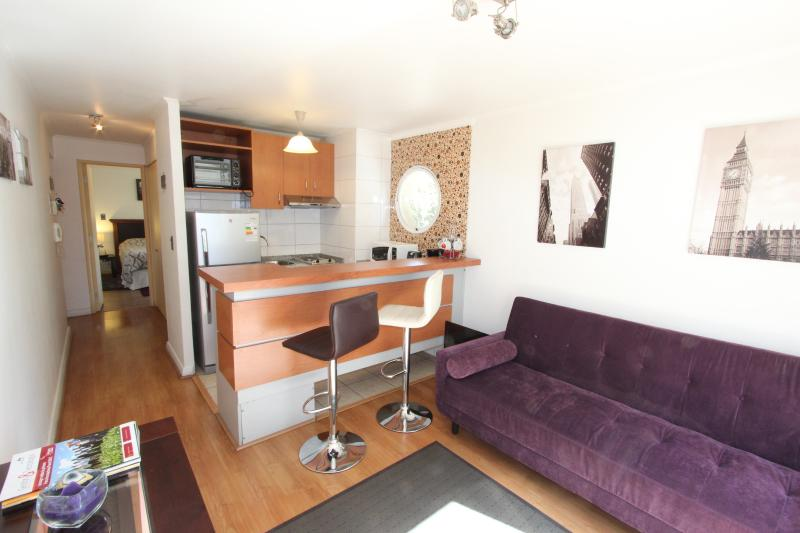 Walking distance / Subway/ restaurant /Big terrace - Image 1 - Santiago - rentals