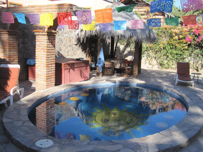 Swimming pool - Casa Escondida in Loreto, BCS, Mexico - Loreto - rentals