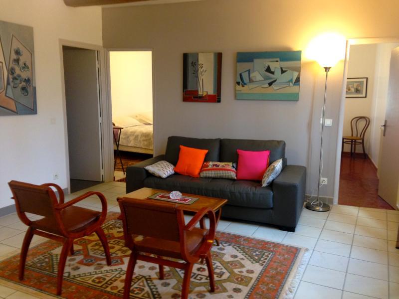 Large and comfortable apartment in Avignon centre - Image 1 - Avignon - rentals