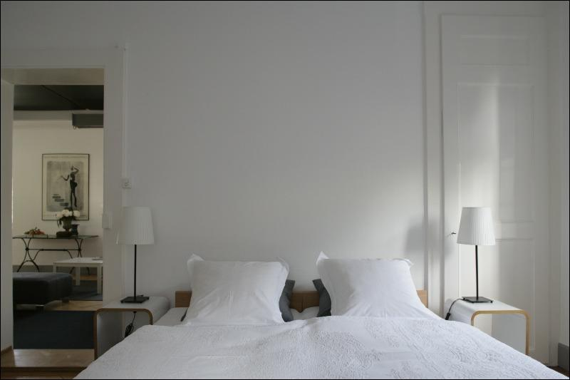 Suite Armoisin ch 1 - ARMOISIN serviced apartment in charming 1920 house - Lausanne - rentals