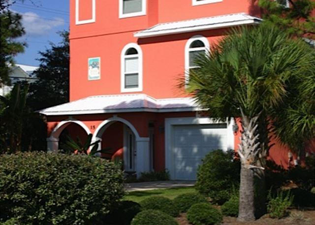 Welcome to Rose Hall - 30% Off 4 Nights or More Sept-Jan! Upscale 5 bedroom Home with Pool - Santa Rosa Beach - rentals