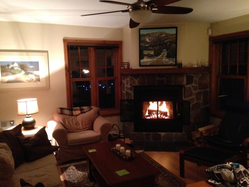 Beautiful chalet in the heart of the Old Village - Image 1 - Mont Tremblant - rentals