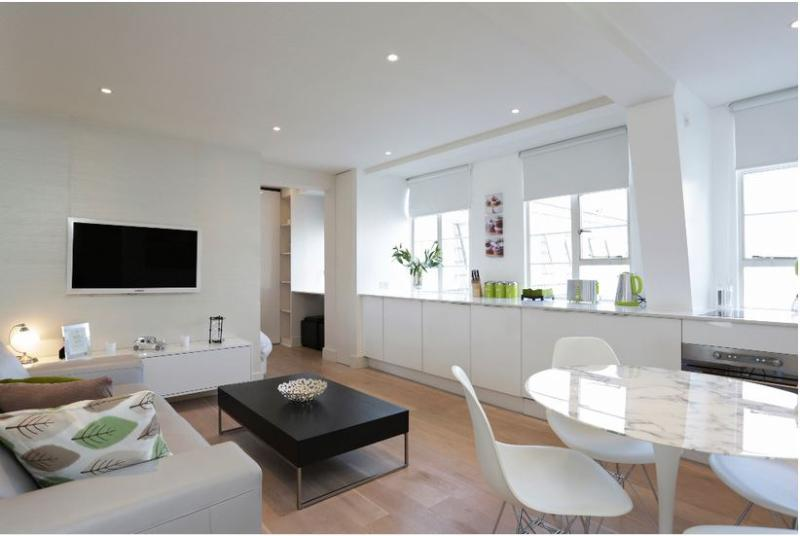Kensington 1 Bedroom Penthouse (4528) - Image 1 - London - rentals