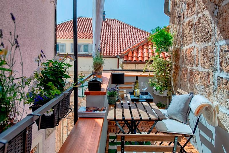 Apartment for rent in historical center of Hvar - Apartment for rent in historical center of Hvar - Hvar - rentals