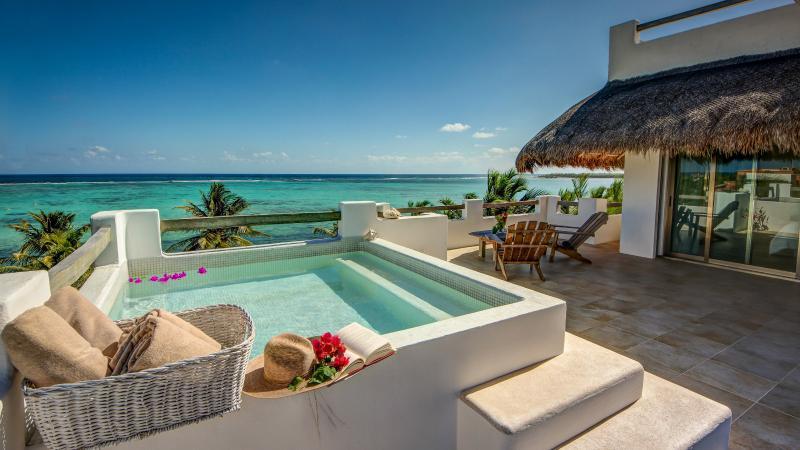 Villa Soliman Beach Front Luxury Villa - Image 1 - Soliman Bay - rentals