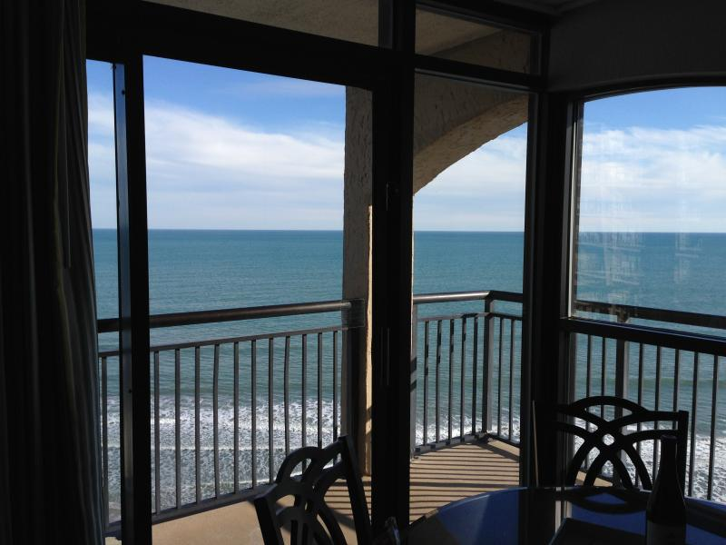 Enjoy panoramic ocean views from our corner condo! - Designer corner condo with spectacular view! - North Myrtle Beach - rentals