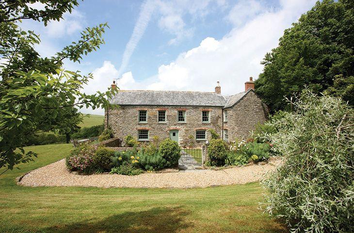Trencreek Farmhouse - Image 1 - Tregony - rentals