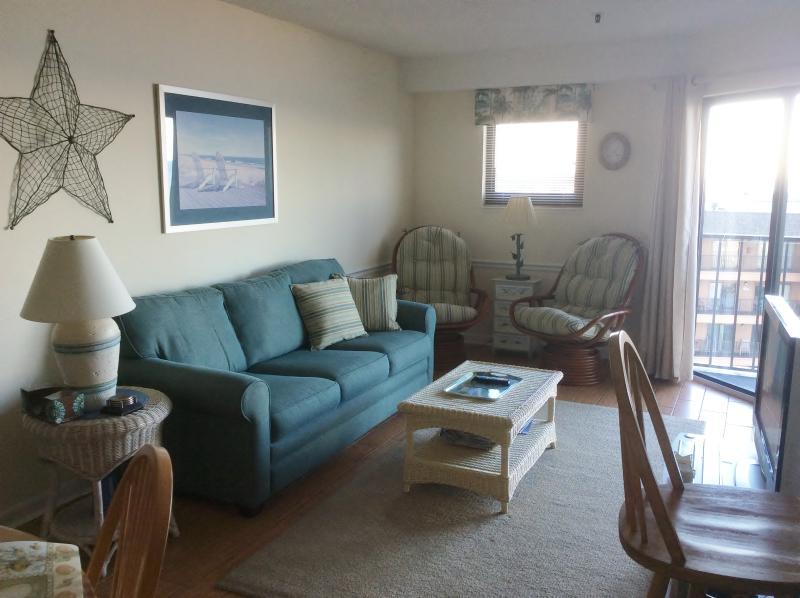 Great 2 Bedroom Family Vacation Rental at Myrtle Beach Resort - Image 1 - Myrtle Beach - rentals
