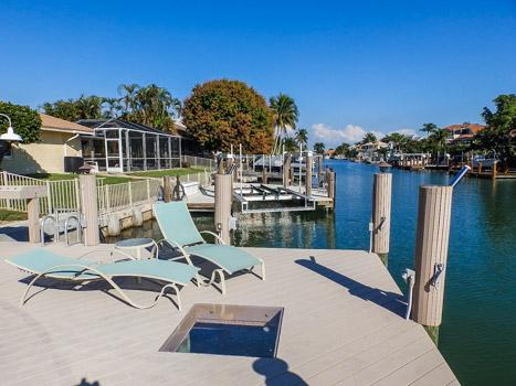 Dock and Fish Viewer - TwinOak1131 - Twin Oaks Ct - Marco Island - rentals