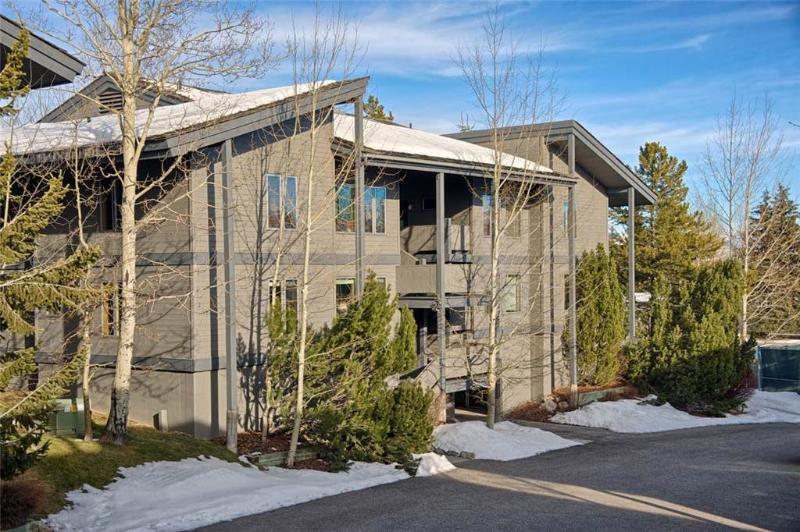 3bd/3ba Rendezvous D 1 - Image 1 - Teton Village - rentals