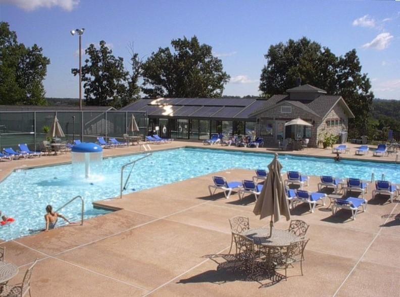 149/nt April~PENTHOUSE CONDO~3 Bdrm~Pools~Hot Tub~ - Image 1 - Branson - rentals
