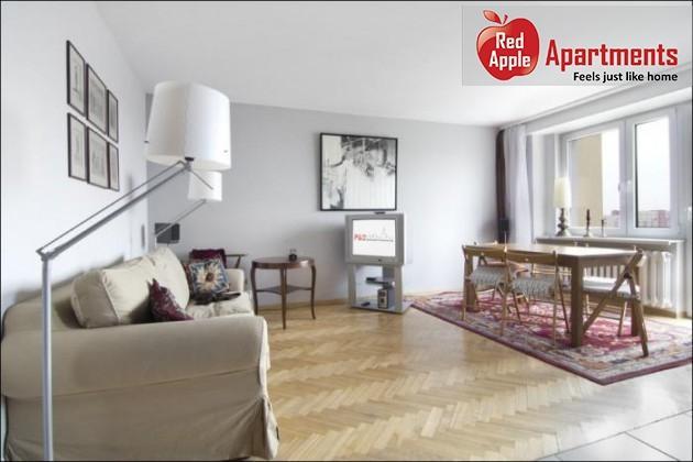 Elegant 2 Bedroom Apartment Służew - 6749 - Image 1 - Warsaw - rentals