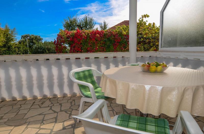 A1(2+1): terrace - 5778 A1(2+1) - Orebic - Orebic - rentals