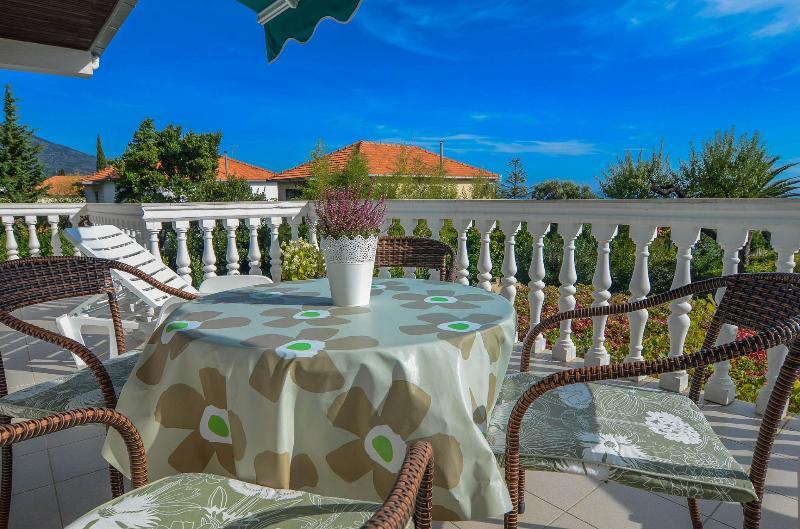 A4(2+2): terrace - 5778 A4(2+2) - Orebic - Orebic - rentals