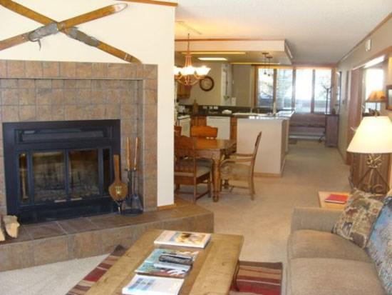 The Pines Keystone Colorado vacation rentals and lodging at discount prices - Idyllic House with 2 BR-2 BA in Keystone (2137 The Pines) - Keystone - rentals
