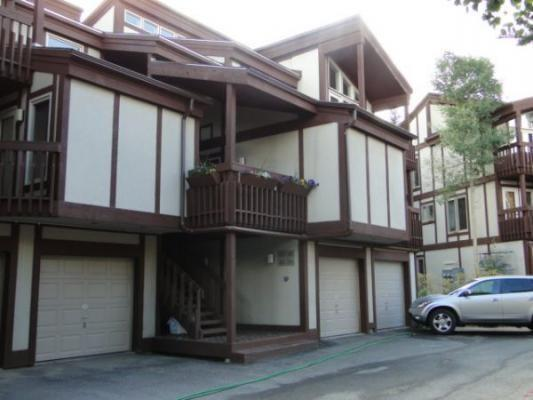 A great location in the heart of Summit County Colorado - 301 Cross Creek - Silverthorne - rentals
