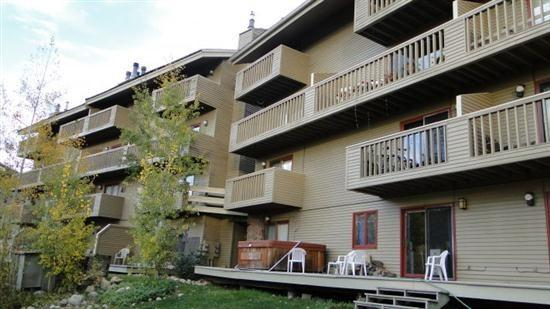 A great location in the heart of Steamboat Springs Colorado - Steamboat-D1_Columbine_Townhomes - Steamboat Springs - rentals
