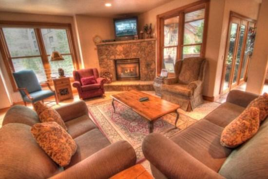 202 mill creek - spacious living space and HDTV  - 202 Mill CreekKeystone CO - Keystone - rentals