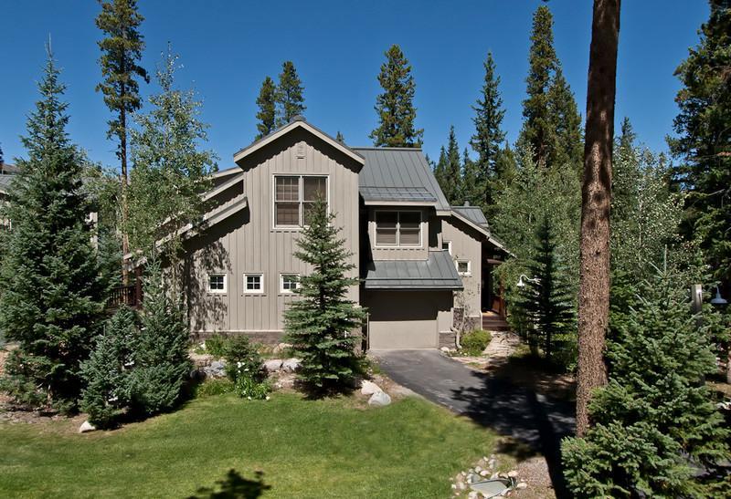 Settler's Rest - On Peak 8! On the Nordic Center Trails! Open Concept Living Area! - Breckenridge - rentals