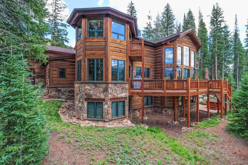 Barney Ford Lodge - Gorgeous Home w/Stunning Views of Breck Resort! - Breckenridge - rentals