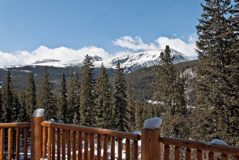 Quandary Vista - Spectacular Mountain Views! Game Room! Private Hot Tub! - Breckenridge - rentals