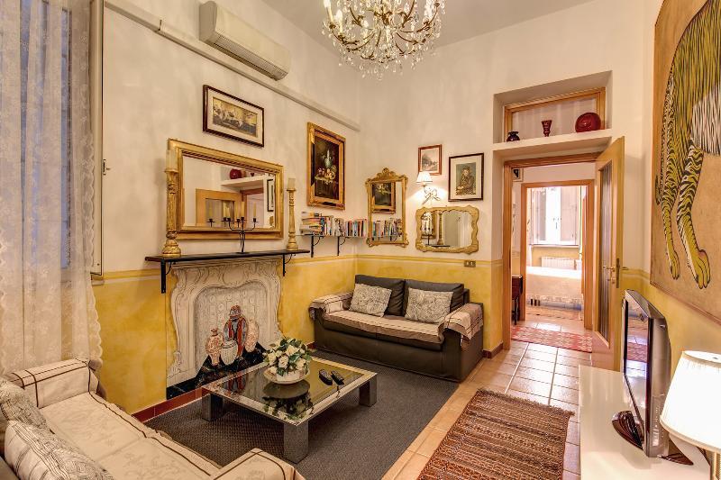ALL INCLUSIVE! VERY CENTRAL  NAVONA/CAMPO DE FIORI - Image 1 - Rome - rentals