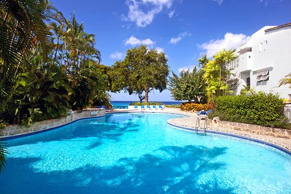 Beachfront villa with private pool. BS NUT - Image 1 - The Garden - rentals