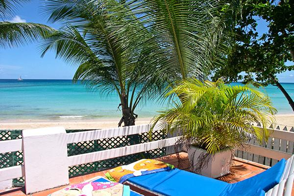 Water's edge villa on Mullins Bay. BS HIG - Image 1 - Barbados - rentals