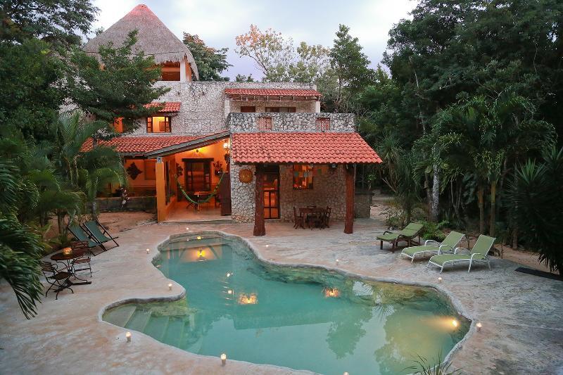 Villa Balam-Ha - Image 1 - Akumal - rentals