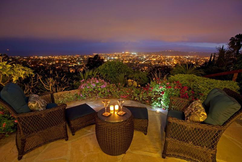 The ever changing views from the Riviera - Riviera Retreat - Santa Barbara - rentals